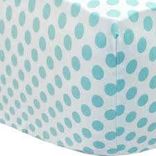 aqua medallion crib sheet and nursery kid bedding sets in bedding