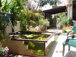How To Make A Koi Pond In Your Backyard Best 25 Above Ground Pond Ideas On Pinterest Fish Ponds Pond