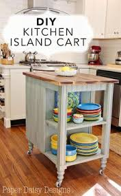 Narrow Kitchen Design With Island Diy Kitchen Island Check Out How To Create A Your Own Island Out