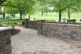 Retaining Wall Patio Design Retaining Walls Patios Gumpf Gardens