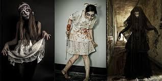 horror costumes for women