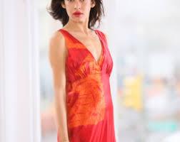 wedding dress batik tie dye dress etsy