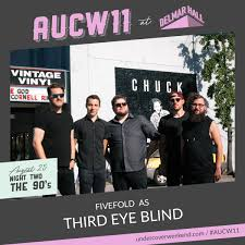 aucw11 leak 10 fivefold as third eye blind 8 25 17 an