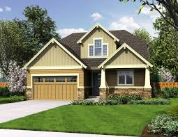 craftsman house plan u2014 jen u0026 joes design small craftsman house