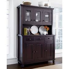 dining room serving cabinet quality kitchen storage hutch kipling mahogany buffet with top in