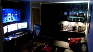 gamer bedroom setup my renovated bedroom battlestation album on