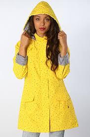 Yellow Raincoat Girl Meme - volcom rain jacket in da bag yellow karmaloop com