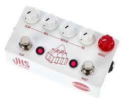 jhs delay jhs pedals milkman delay boost thomann uk