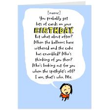 funny birthday card message u2013 gangcraft net