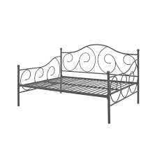 Metal Daybed Frame Size Metal Daybed Frame Contemporary Design Day Bed In Bronze
