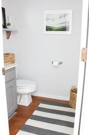 bathroom makeover on a budget before u0026 after erin spain