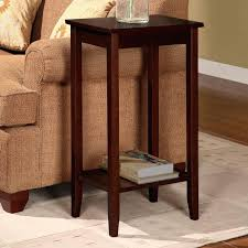high table with stools tall end table rosewood tall end table high table with stools