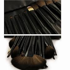 professional makeup brushes set eyeshadow blush foundation powder