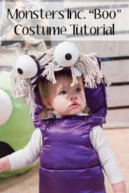 Baby Monster Halloween Costumes by Best 25 Boo Monsters Inc Costume Ideas Only On Pinterest Funny