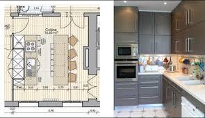conception de cuisine en ligne plan de cuisine en ligne avec photo des réalisations de pro