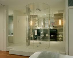Bathroom With Open Shower Bathroom Open Shower Ideas Small Modern Bathrooms Glass Dma