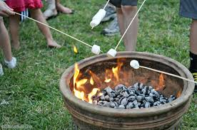 How To Create A Fire Pit In Your Backyard by 31 Days 5 Ways To Offer Outrageous Hospitality Without Cooking