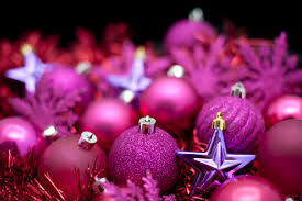 christmas purple christmas holidaystions best trees wreaths