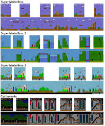 Super Mario Bros 3 Maps 8 Bits 8 Players 8 Projectors And One Nintendo Entertainment
