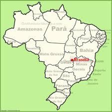 city map of brazil brasilia maps brazil maps of brasilia brasília city