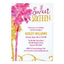 167 best sweet sixteen invitations ideas images on