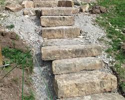 garten treppe gartentreppe selber bauen eine einfache bauanleitung