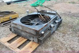 caterpillar 3406 diesel engine radiator fan item bo9436