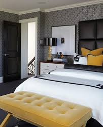 bedrooms marvellous awesome gray and yellow bedroom curtains