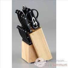 bloc couteau cuisine amefa bloc 15 couteaux inox stratus de cuisine dans bloc couteaux