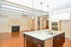 kitchen island with sink and dishwasher and seating kitchen a well sized center island provides kitchen seating