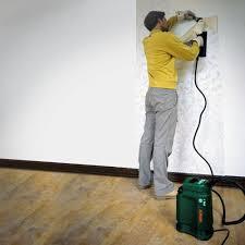 how to make diy wallpaper stripper green home