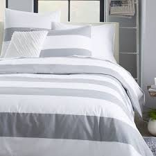 Sheraton Duvet Covers White And Grey Duvet Covers Sweetgalas