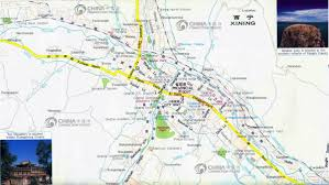 Map China Xining City Map China Xining City Map Xining Travel Guide