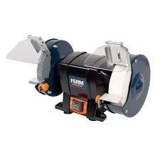 ferm bgm1020 150mm bench grinder 250w 240v bgm 1020