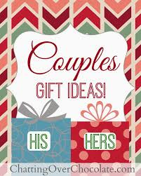chatting chocolate his hers gift ideas couples gift