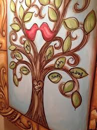 family tree painting best 25 family tree paintings ideas on