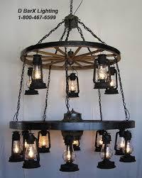 wagon wheel light fixture ww026 rustic wagon wheel chandelier light fixture with hanging