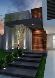 front entrance lighting ideas home fernando farinazzo arquitetura terrazas pinterest