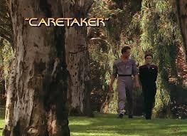 Seeking Pilot Script Trek Caretaker Original Script Vs Finished Pilot