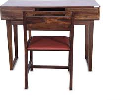 study table chair online godrej interio gruvz soho solid wood study table price in india