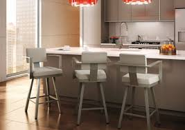 abounding bar stools for kitchen islands tags black leather