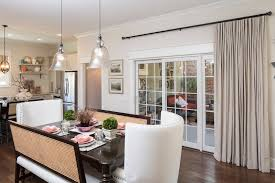 Window Treatments For Sliding Glass Doors With Vertical Blinds - vertical blind alternatives drapery street