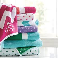 dottie bath towels pbteen