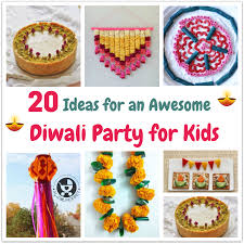 20 tips to organize a diwali party for kids