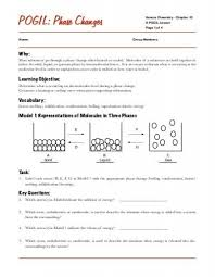 phase change worksheet answers free worksheets library download