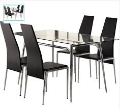Tempered Glass Dining Table Glass Dining Table Top Styles Covered Hometone Home