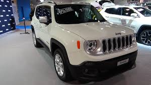 jeep renegade 2018 interior 2018 jeep renegade limited 2 0 mjii 4wd exterior and interior