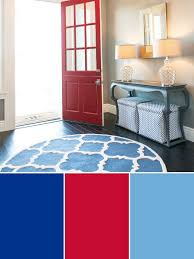 valspar woodlawn silver brook decorate your home with team inspired color palettes hgtv