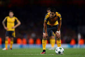 alexis sanchez language look at body language be stunned if he sign new arsenal deal pat