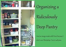 pantry cabinet organization organizing kitchen part butler
